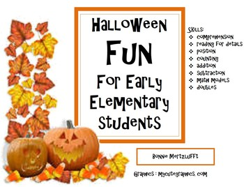 Halloween Fun for Early Elementary Students