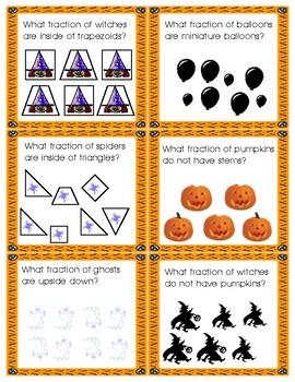 Halloween Fractions Center