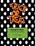 Halloween Fractions Fair Share