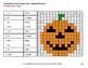 Halloween: Fractions to Decimals - Color-By-Number Mystery Pictures