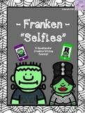 """Halloween -Franken- """"Selfies"""" Activity"""