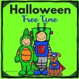 Kindergarten-Halloween-Pre-school -Halloween Workshop Fun