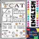 Halloween Free Word Work Mini-Set for Little Kids