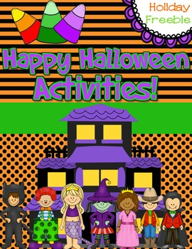 Halloween Freebie!