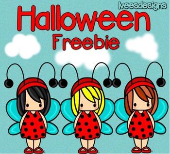 Halloween Ladybugs