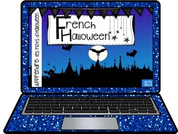 French, Halloween: Presentation and Games