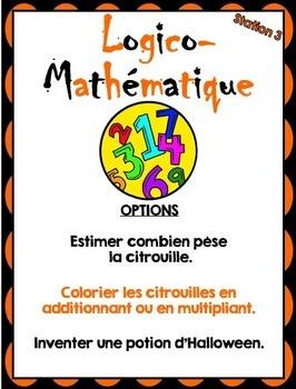 Halloween - Ressource en français  -  French Halloween