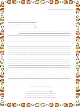 Halloween Letter Template Grude Interpretomics Co