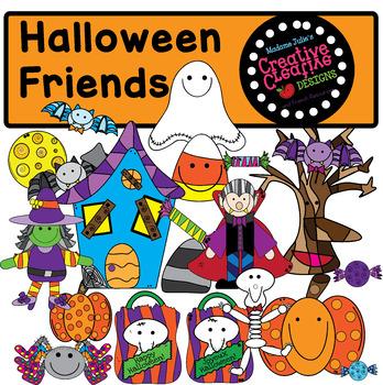 Halloween Friends Super Pack
