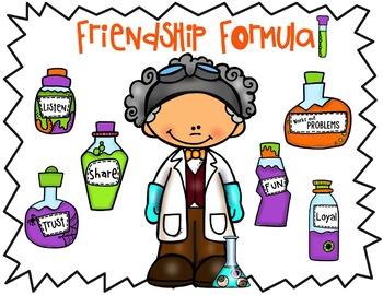 Halloween Friendship Formula