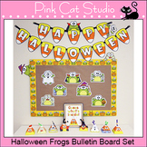 Halloween Writing Bulletin Board Display - Halloween Activ