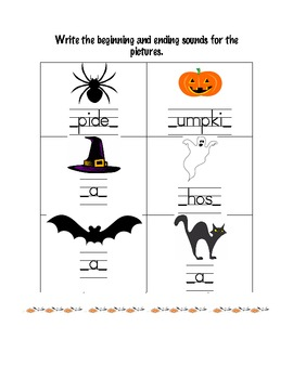 Halloween Fruit Snack Book