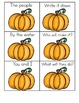 Halloween Fry Phrase Game:  First 100 Fry Words