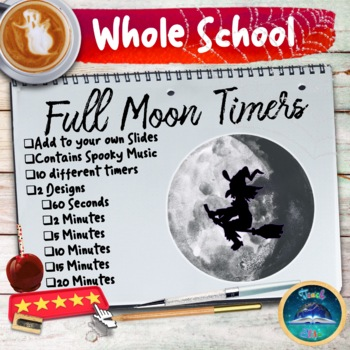 Halloween: Full Moon Timers