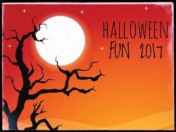 Halloween Fun Activities