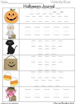 Halloween Fun Activity Bundle