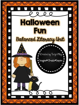 Halloween Fun:  Balanced Literacy Unit