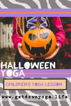 Halloween Fun: Children's Yoga