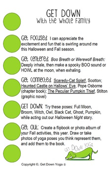 Halloween Fun: Children's Yoga