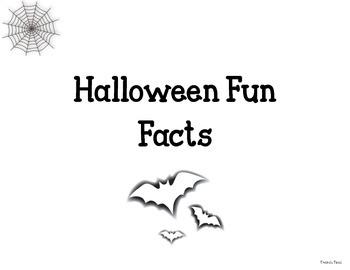 Halloween Fun Facts (1-12)
