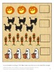 Halloween Fine Motor File Folder Games Special Education Early Childhood