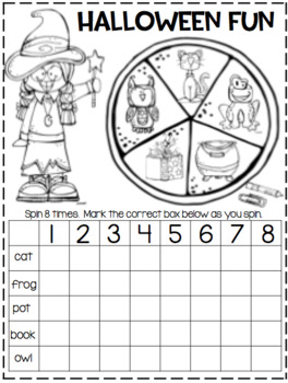 Halloween Fun...Games and Activities...Print and Go!