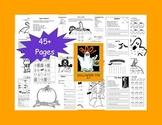 Halloween Fun Math and Literacy K-1