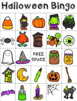 Halloween Activities Fun Pack!