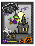 Halloween Fun Pack Speech & Language Worksheets & Activities