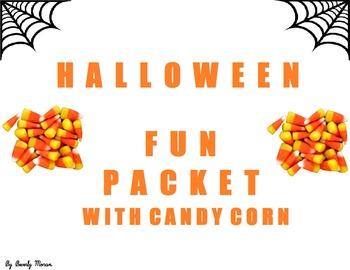 Halloween Fun Packet