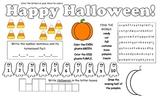 Halloween Fun Page