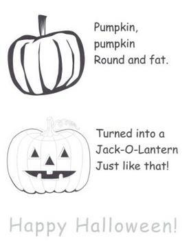 Halloween Fun Practice Book