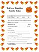 Halloween Fun Puzzle Packet