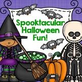 Halloween Fun!  Reading, Writing, Math, & Critical Thinkin