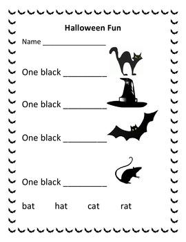 Halloween Fun – The –at Family