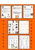 Halloween Fun and Games!