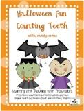 Halloween Fun counting Teeth