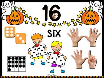 Halloween Fun for Kindergarten ~ Math, Literacy & Writing Unit