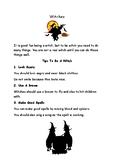 Halloween: Functional Skills English Reading Entry Level 1