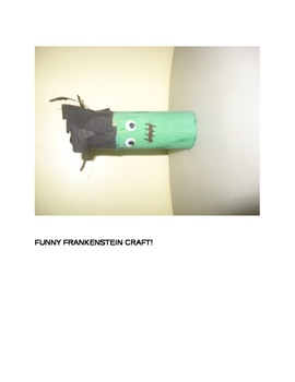 Halloween: Funny Frankenstein