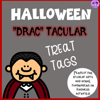 Halloween GLOWSTICK Treat Tags & More!