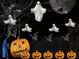 Halloween Game: Animated PowerPoint Game