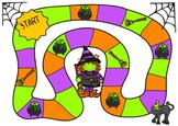 Halloween Game Board