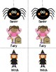 Halloween Game Cards *Differentiated*