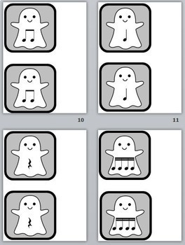 Halloween Game {Ghostly Mini Lesson}