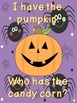 Halloween Game: I Have/Who Has?