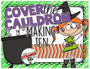 Halloween Game: Making 10