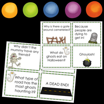 Halloween Games- Brain Breaks