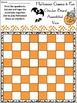 Halloween Games Activities: Halloween Checkers & Chess Gam