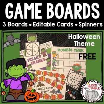 Halloween Games Free